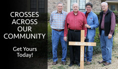 Crosses Across Our Community
