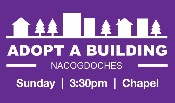 Adopt A Building - Jul 3 2016 3:30 PM