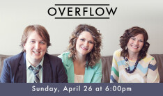 Overflow Concert - Apr 26 2015 6:00 PM