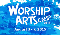Worship Arts Camp - Daily 8:30 AM