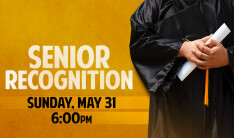 Senior Recognition - May 31 2015 6:00 PM