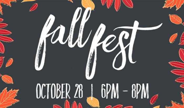 Fall Fest - Oct 28 2015 6:00 PM