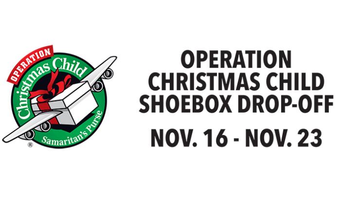 Operation Christmas Child Relay Center