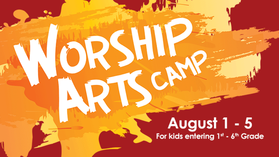 Worship Arts Camp