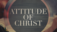 Attitude of Christ