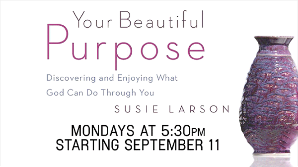 Your Beautiful Purpose Study