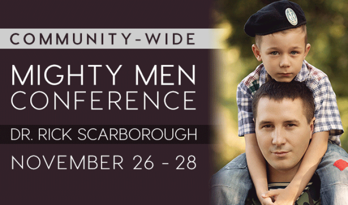 Mighty Men Conference