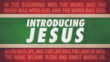 Jesus Is the Word of God