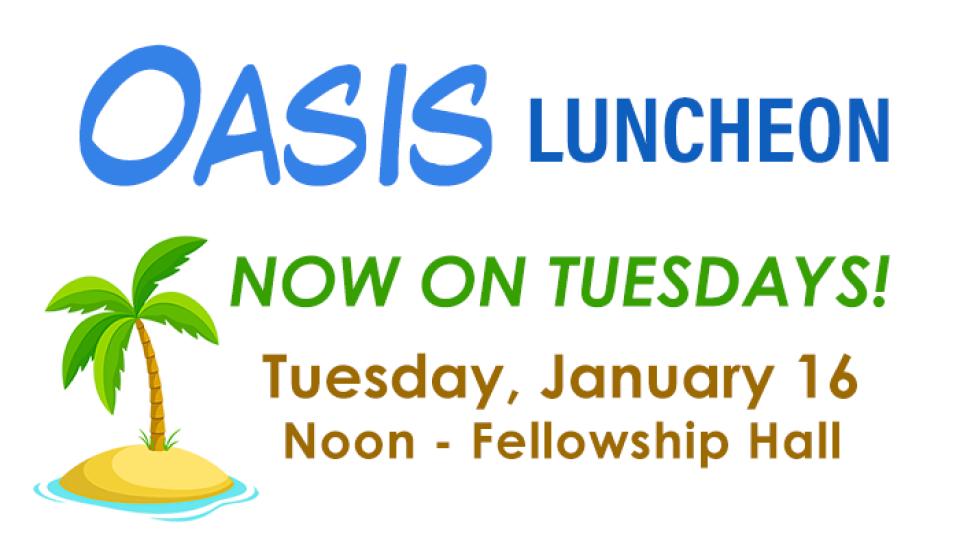OASIS Luncheon