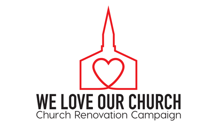 We Love Our Church Renovation