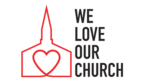We Love Our Church
