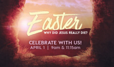 Easter Sunday - Apr 1 2018 9:00 AM