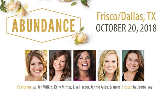 Abundance Conference - Oct 19 2018 5:30 PM