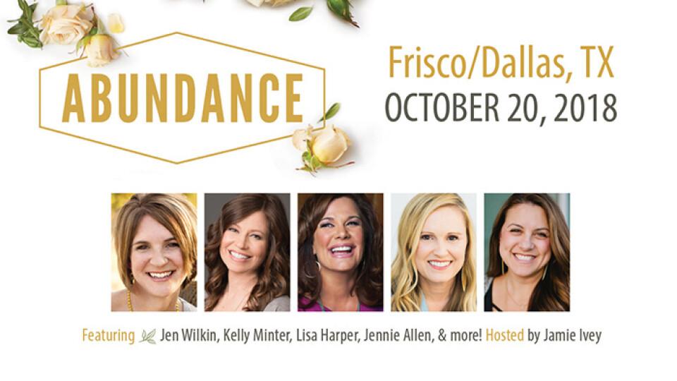 Abundance Conference