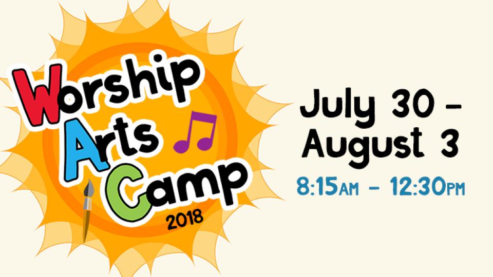 Worship Arts Camp