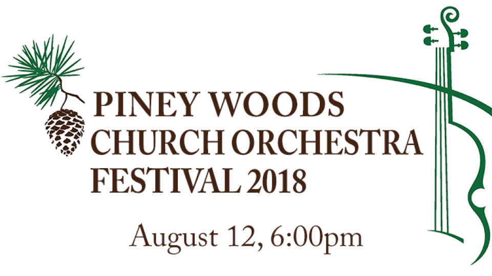 Piney Woods Orchestra Festival