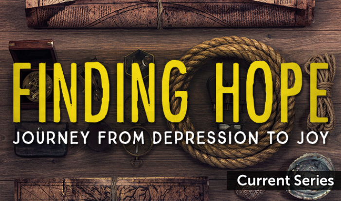 Finding Hope Sermon Series
