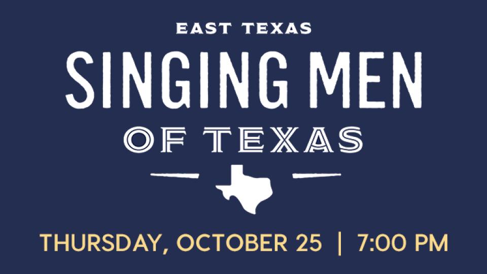 Singing Men of East Texas