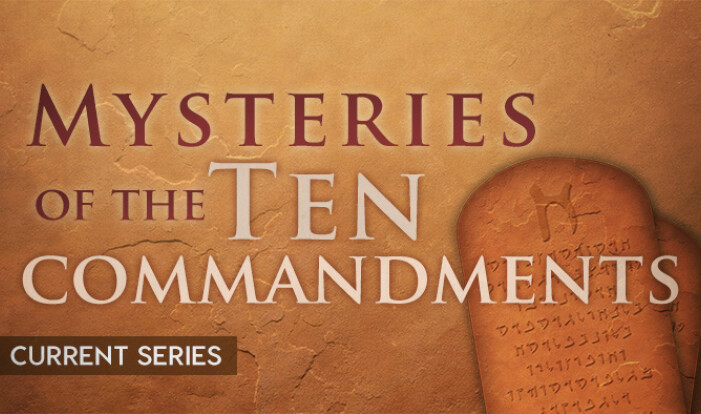 Mysteries of the Ten Commandments Series