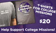 College Missions Fundraiser