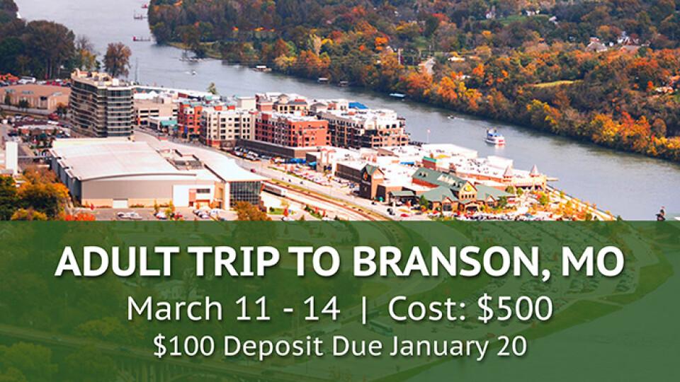 Branson Trip