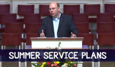 Summer Service Plans