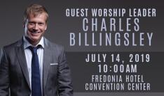 Charles Billingsley Worship - Jul 14 2019 10:00 AM