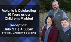 Melanie's 10th Anniversary Reception - Jul 21 2019 4:30 PM