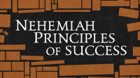 Nehemiah Principles of Success
