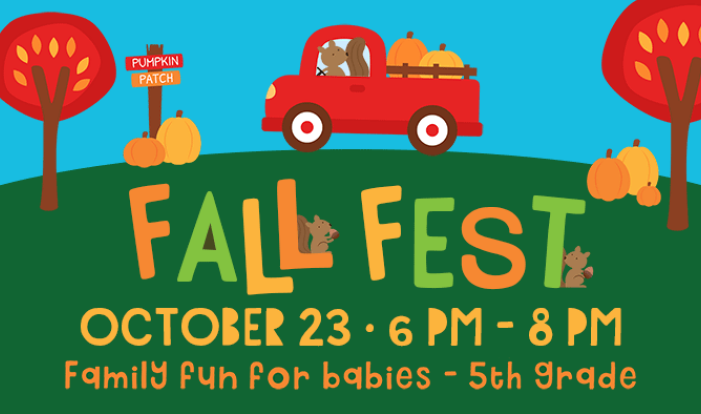 Fall Fest - Oct 23 2019 6:00 PM