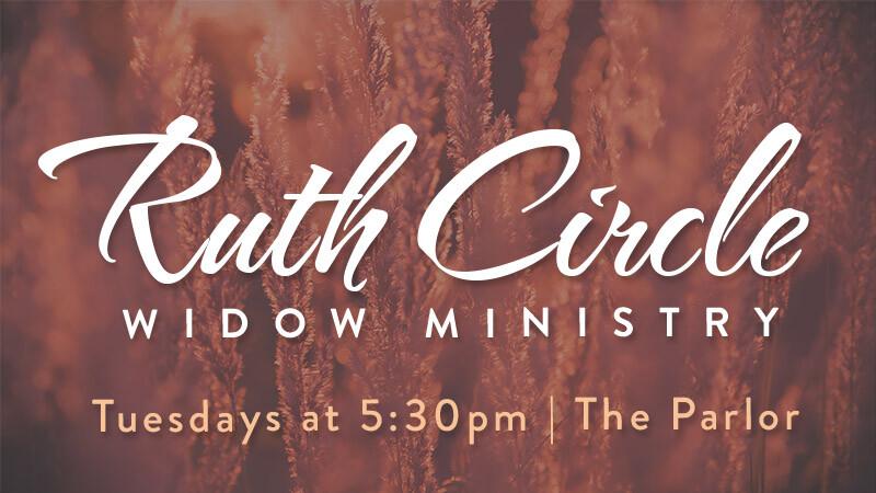 Ruth Circle Widow Ministry