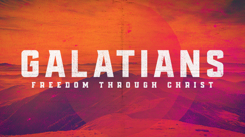 How Not to Be a Galatian