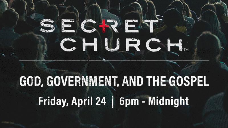 Secret Church