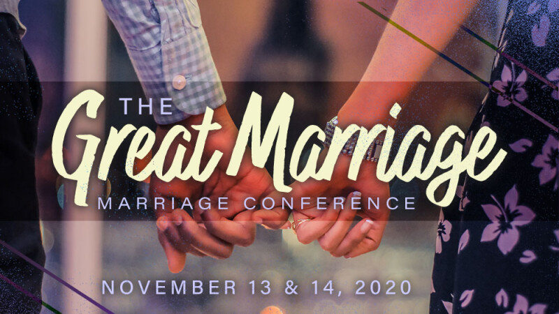 """The """"Great Marriage"""" Marriage Conference"""