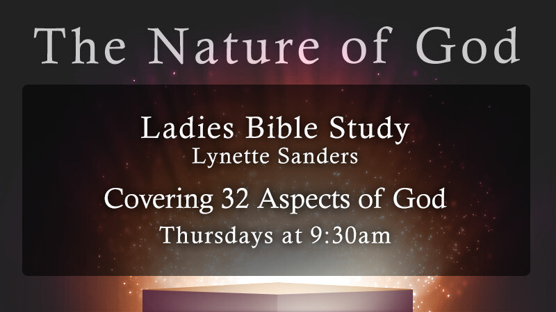 The Nature of God Study