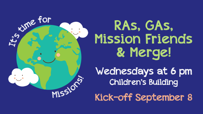 Kids' Mission Activities