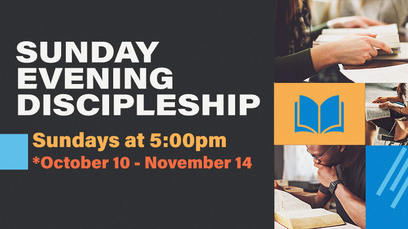 Discipleship Classes