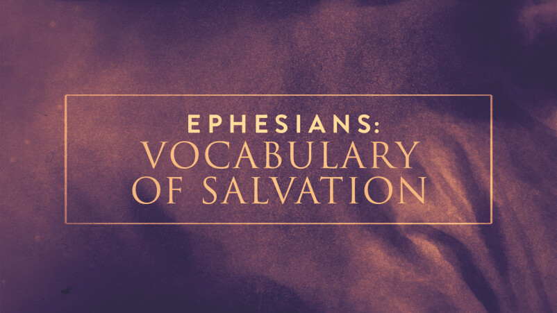 The Vocabulary of Salvation: Redemption